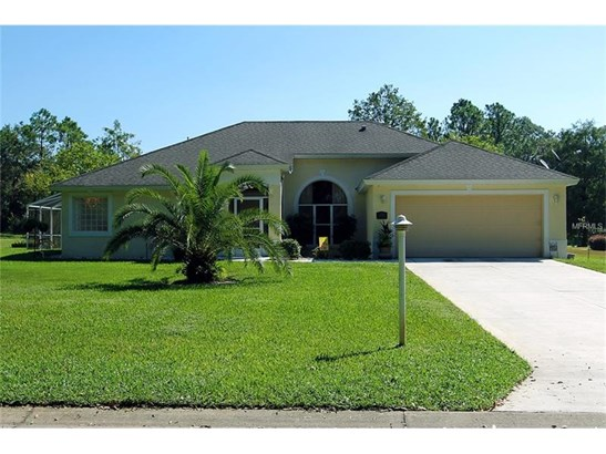 Single Family Home, Traditional - LADY LAKE, FL (photo 1)