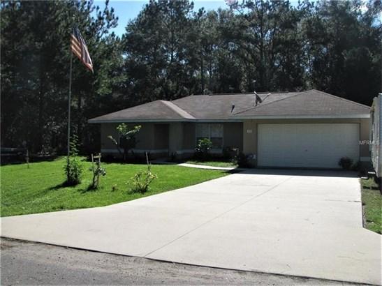 Single Family Home, Florida - OCKLAWAHA, FL (photo 1)