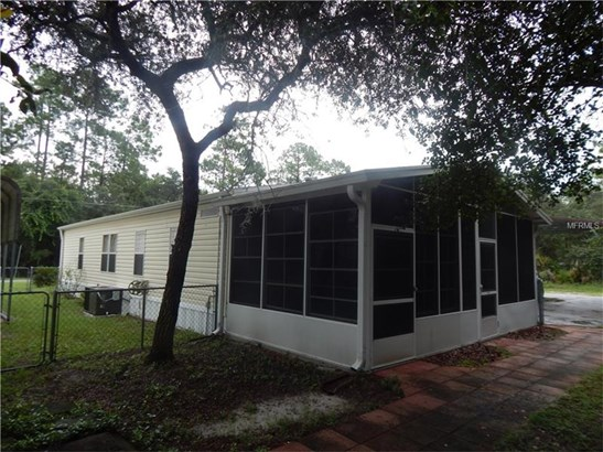 Manufactured/Mobile Home, Patio - PAISLEY, FL (photo 2)