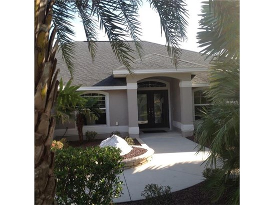 Single Family Home, Custom,Ranch - WEIRSDALE, FL (photo 1)