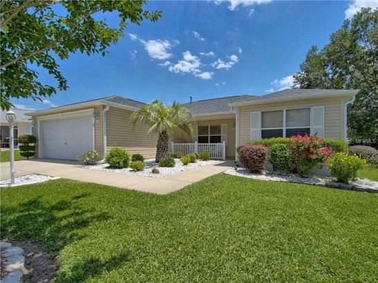 Single Family Home, Contemporary - THE VILLAGES, FL (photo 1)
