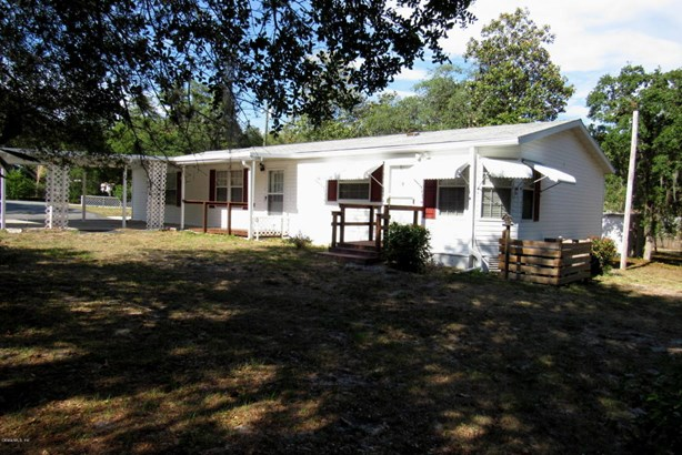 Manufactured Home w/Real Prop - Silver Springs, FL (photo 3)