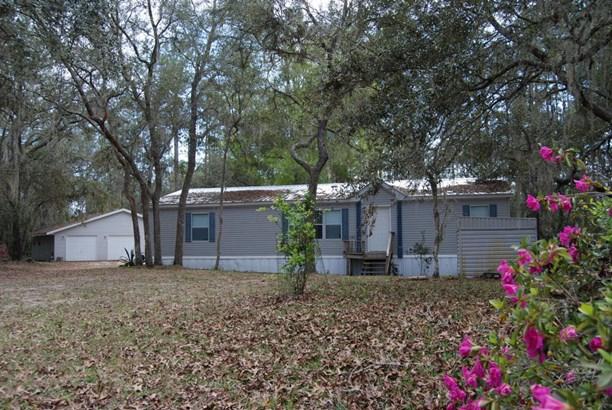 Manufactured Home w/Real Prop - Hawthorne, FL (photo 1)