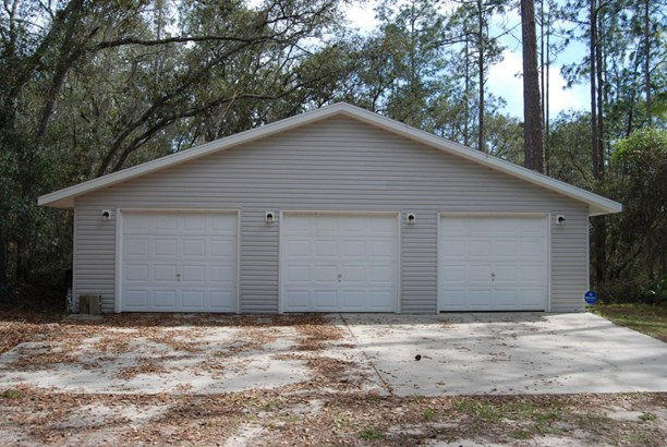 Manufactured Home w/Real Prop - Hawthorne, FL (photo 2)
