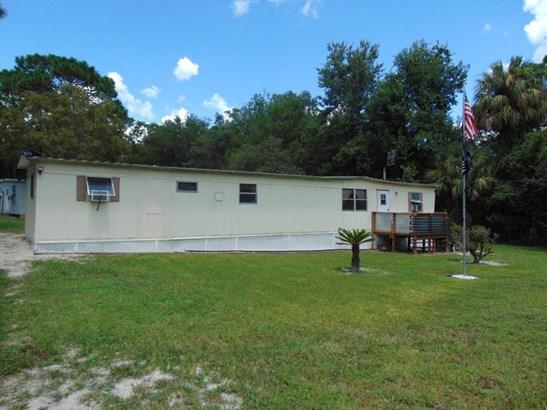 Manufactured Home w/Real Prop - Homosassa, FL