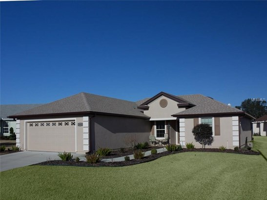 Single Family Residence, Contemporary,Florida,Ranch - SUMMERFIELD, FL (photo 1)