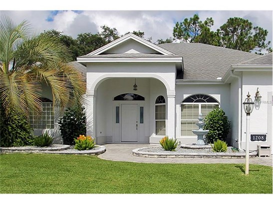 Single Family Home, Custom - THE VILLAGES, FL (photo 2)