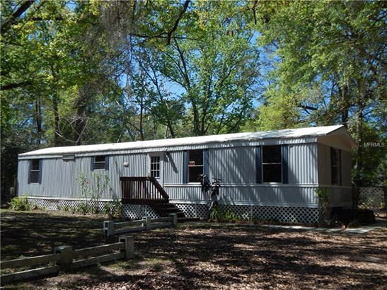 Manufactured/Mobile Home, Other - PAISLEY, FL (photo 1)