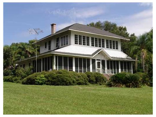 Single Family Home - OCKLAWAHA, FL (photo 1)