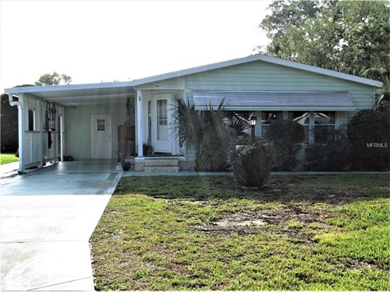 Manufactured/Mobile Home - LADY LAKE, FL (photo 2)