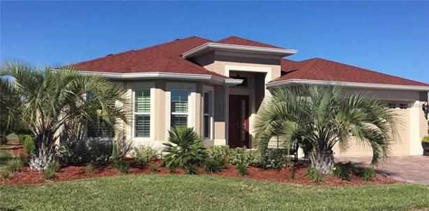 Single Family Home, Spanish/Mediterranean - OXFORD, FL (photo 1)