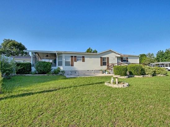 Manufactured Home - OCKLAWAHA, FL