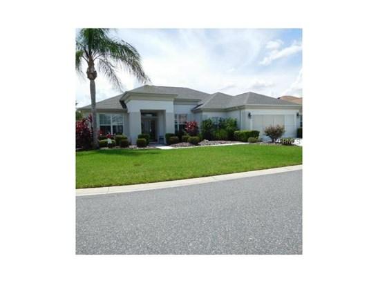 Single Family Home, Contemporary - SUMMERFIELD, FL (photo 1)