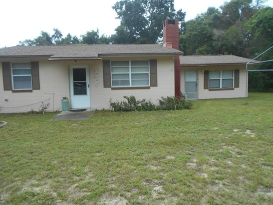 Single Family Residence - Salt Springs, FL (photo 1)