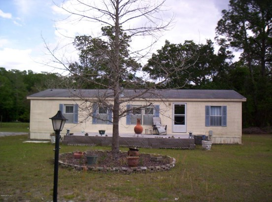 Manufactured Home w/Real Prop - Hernando, FL (photo 1)