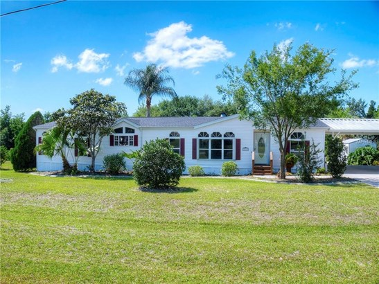 Manufactured Home - LADY LAKE, FL