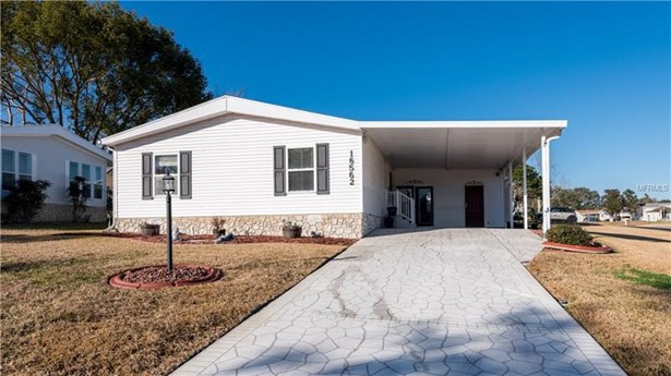 Manufactured/Mobile Home - SUMMERFIELD, FL (photo 1)