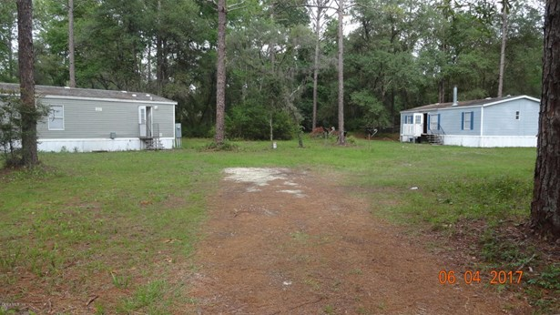 Manufactured Home w/Real Prop - Dunnellon, FL (photo 1)