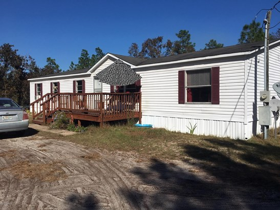 Manufactured Home w/Real Prop - Dunnellon, FL