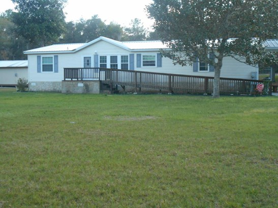 Manufactured Home w/Real Prop - Salt Springs, FL (photo 1)