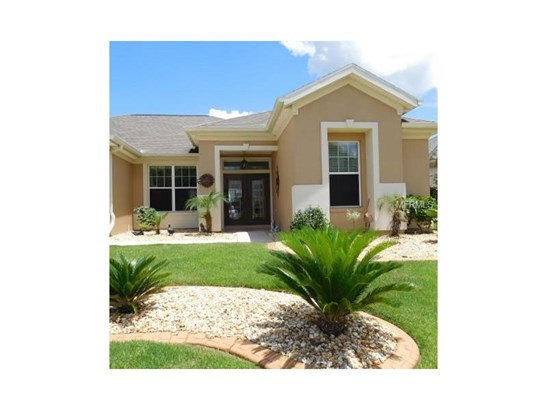 Single Family Home, Contemporary - SUMMERFIELD, FL (photo 2)