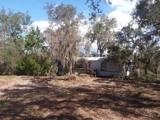 Manufactured Home w/Real Prop - Fort McCoy, FL
