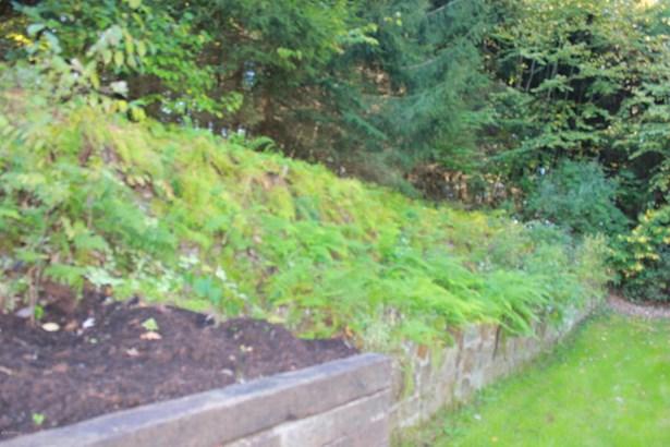 Back yard stone wall (photo 5)
