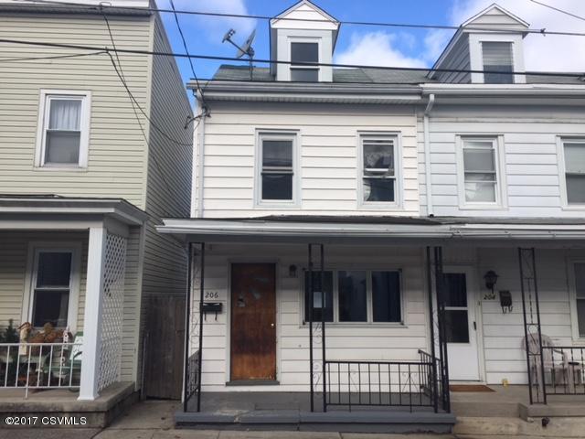 206 Oak Street, Minersville, PA - USA (photo 1)