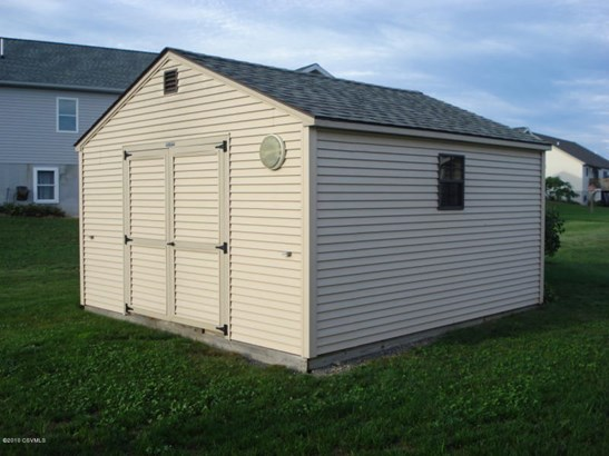 14'x14' Shed behind House (photo 4)