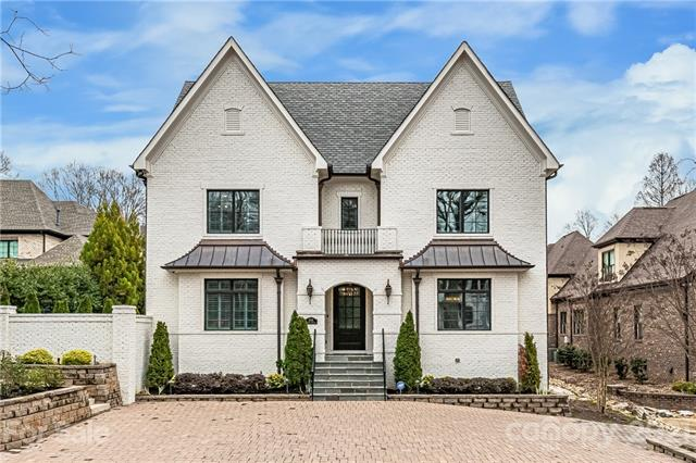 3 Story, Traditional - Charlotte, NC