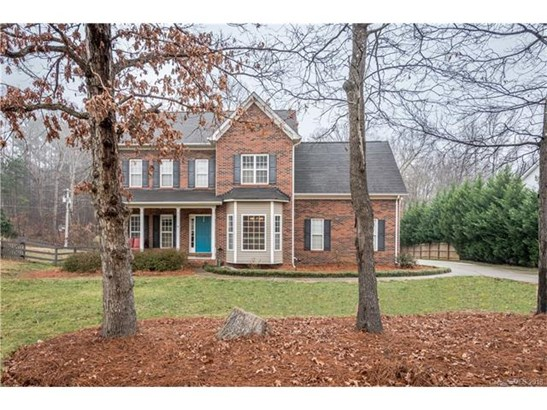 Transitional, 2 Story/Basement - Indian Trail, NC (photo 1)
