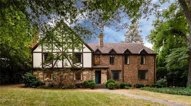 Tudor, Fourplex - Charlotte, NC