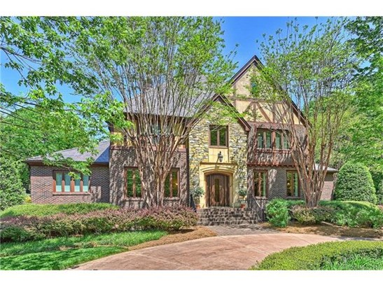 Tudor, 2 Story/Basement - Charlotte, NC (photo 1)