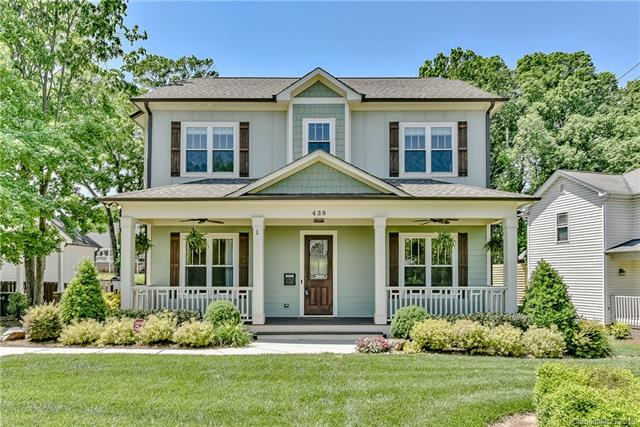 Arts and Crafts,Traditional, 2 Story - Charlotte, NC (photo 1)