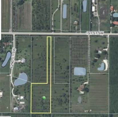 All Property, Acreage (2.5 Acres Or More) - Vero Beach, FL