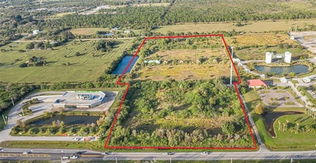 Industrial, All Property - Fellsmere, FL