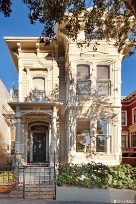 Victorian, Flats,4 Story,4 Units - San Francisco, CA (photo 1)