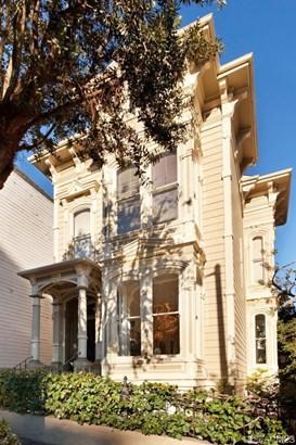 Victorian, Flats,4 Story,4 Units - San Francisco, CA (photo 2)
