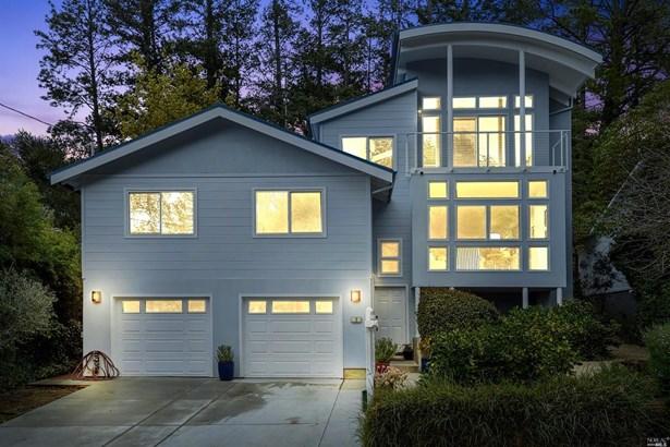 Single Family Residence, Contemporary - San Anselmo, CA