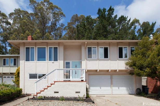 Detached,Single-family Homes, Contemporary - Pacifica, CA