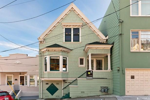 Edwardian, Fixer Upper,Single-family Homes - San Francisco, CA (photo 1)