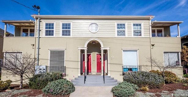 Art Deco, Fourplex,4 Units - Oakland, CA (photo 1)