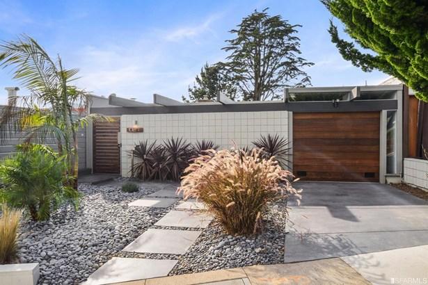 1 Story,Single-family Homes, Contemporary - San Francisco, CA (photo 2)