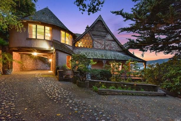 Tudor, Single Family Residence - Belvedere, CA