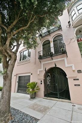 Flats,Duplex,2 Story,2 Units - San Francisco, CA