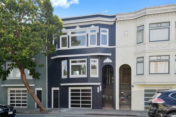 Duplex,2 Units, Spanish/Med - San Francisco, CA