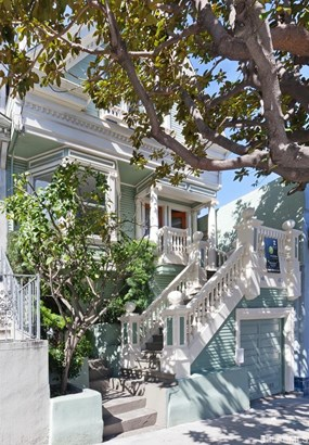 Condominium, Victorian - San Francisco, CA (photo 1)