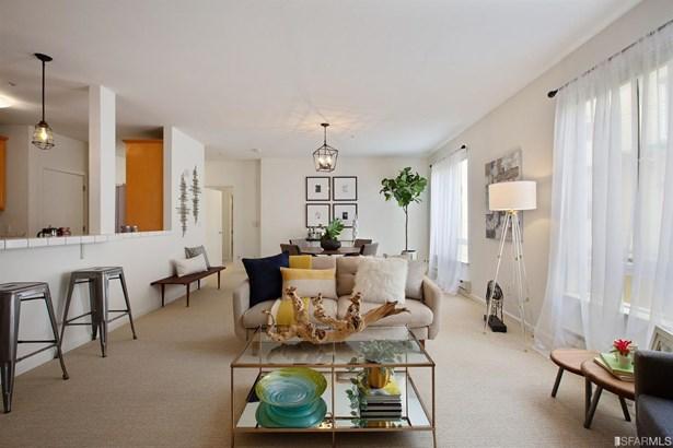 Condominium, Contemporary - San Francisco, CA