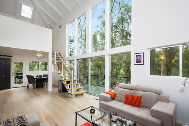 Single Family Residence, Contemporary,Custom - Mill Valley, CA (photo 1)