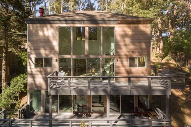 Single Family Residence, Contemporary,Custom - Mill Valley, CA (photo 4)
